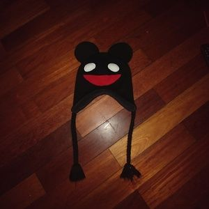 deadmau5 unisex hat NWOT never worn